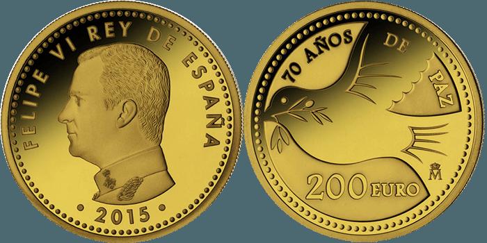 La Real Casa De La Moneda Emite Una Moneda De 200 Euros De