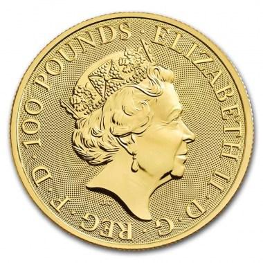 Moneda de Oro Robin Hood 2021 1 oz