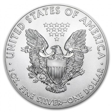 Moneda de Plata American Eagle 2020 1 oz