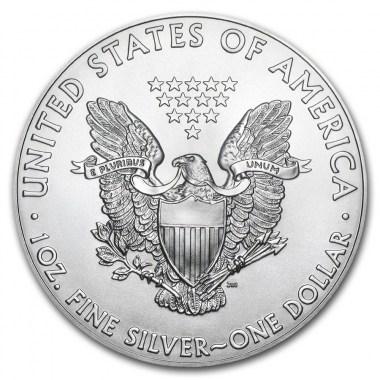 Moneda de Plata American Eagle 2021 1 oz