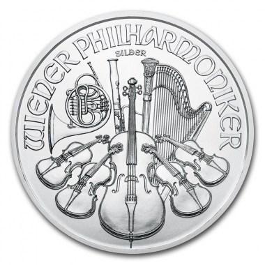 Moneda de Plata Filarmónica 2021 1 oz