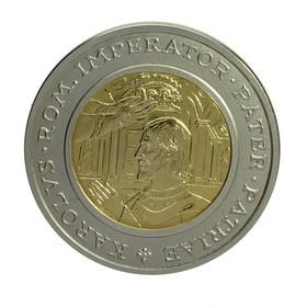 Moneda Andorra 20 Diners Oro y Plata 1996 26,70 g