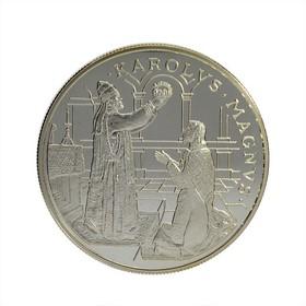 Moneda Andorra 10 Diners Plata 1996 31,53 g