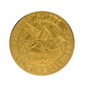 Moneda Austria 1000 Shilling Oro 1976 13,48 g
