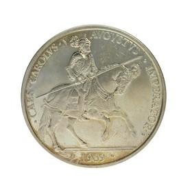 Moneda España 5 Ecus Plata 1989 Madrid 33,55 g